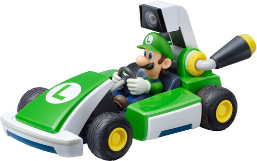 Mario Kart Live: Home Circuit - Luigi Set Main Image