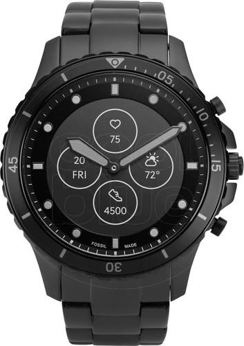 Fossil FB-01 Hybrid HR Smartwatch FTW7017 Black Main Image