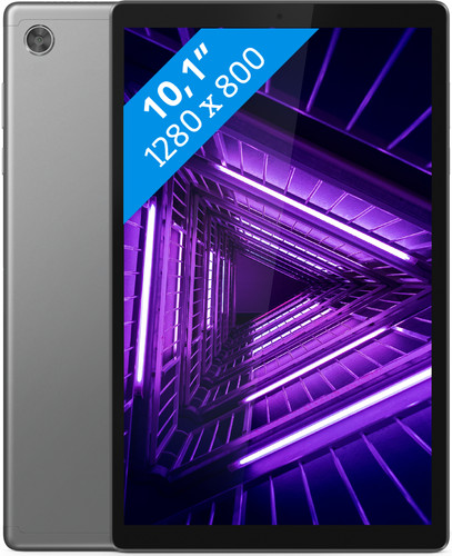 Lenovo Tab M10 HD (2de generatie) 32 GB Wifi Grijs Main Image
