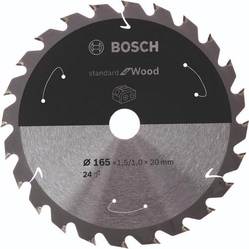 Bosch Cordless Wood 165x1.5/1x20 24T Main Image