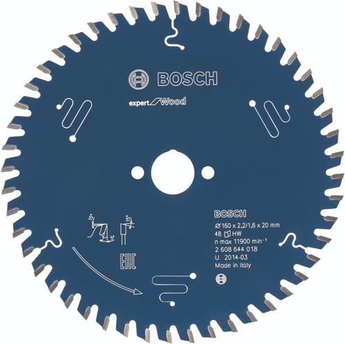 Bosch Expert Wood 165x20x2.6/1.6 48T Main Image