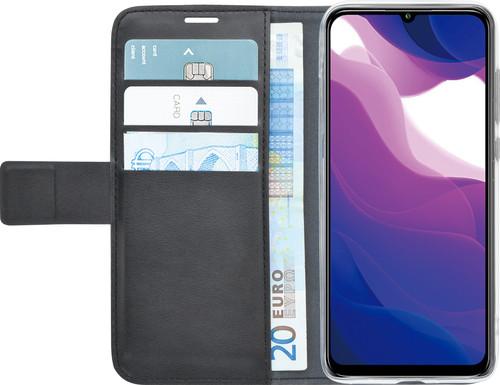 Azuri Wallet Magneet Xiaomi Mi 10 Lite Book Case Zwart Main Image