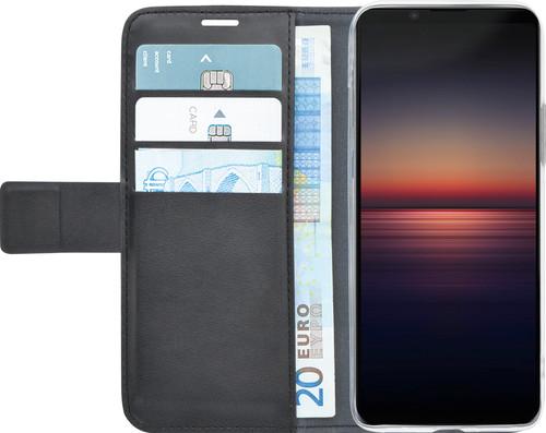 Azuri Wallet Magneet Sony Xperia 1 II Book Case Zwart Main Image