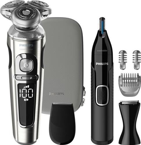 Philips Series 9000 Prestige SP9820/12 + Neustrimmer Main Image