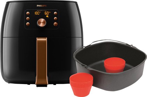 Philips Airfryer XXL Premium HD9867/90 + Baking Pan Main Image