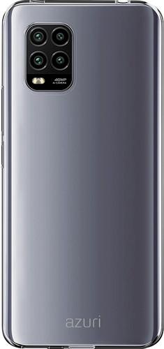 Azuri TPU Xiaomi Mi 10 Lite 5G Back Cover Transparant Main Image