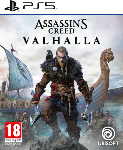 Assassin's Creed: Valhalla PS5 Main Image
