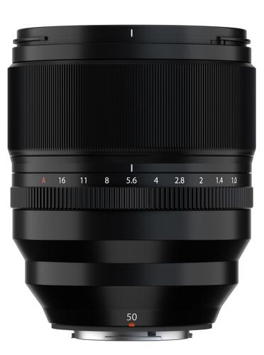 Fujifilm XF 50mm f/1.0 WR Main Image