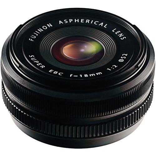 Fujifilm 18mm f/2.0 XF R Main Image