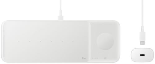 Samsung Trio Wireless Charger 9W White Main Image