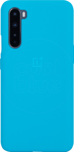 OnePlus Nord Sandstone Back Cover Blauw Main Image