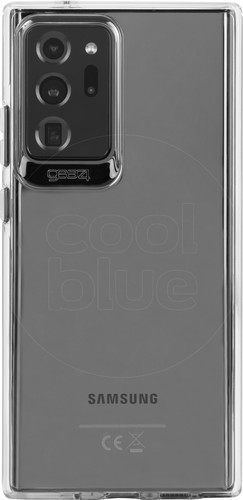 GEAR4 Crystal Palace Note 20 Ultra Back Cover Transparant Main Image
