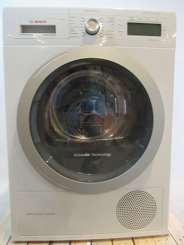 Bosch WTY87700NL Refurbished Main Image