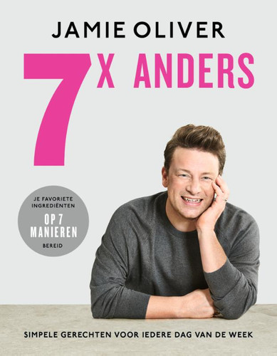 Jamie Oliver - 7x Anders Main Image