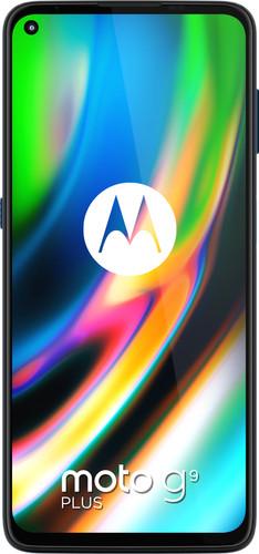 Motorola Moto G9 Plus 128GB Blauw Main Image