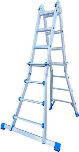 Alumexx Telescopische ladder 4x4 Main Image