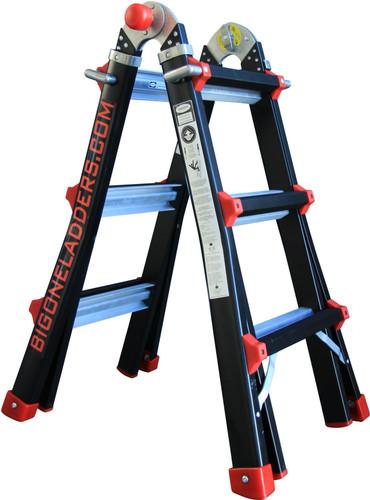 Bigone telescopic ladder 4x3 Main Image