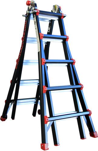 Bigone telescopic ladder 4x5 Main Image
