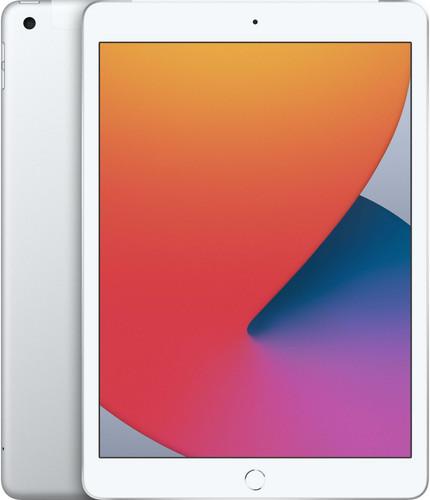 Apple iPad (2020) 10.2 inches 128GB WiFi + 4G Silver Main Image