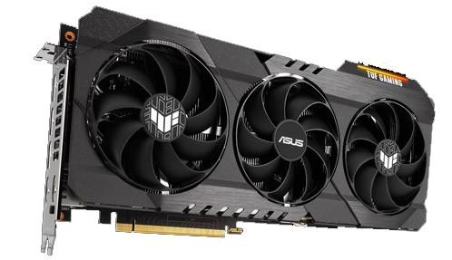 Asus GeForce RTX 3080 TUF Gaming 10G Main Image