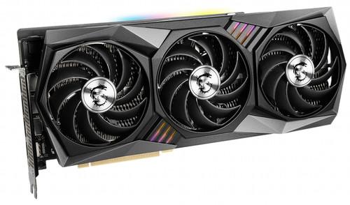 MSI GeForce RTX 3080 Gaming X Trio 10G Main Image