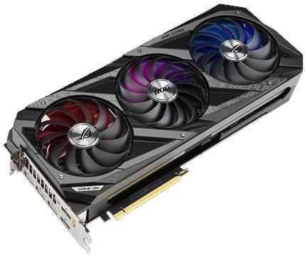 Asus GeForce RTX 3080 ROG Strix Gaming 10G Main Image