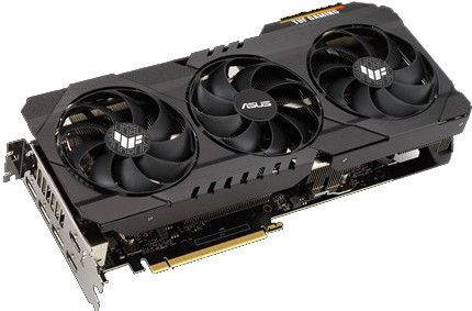 Asus GeForce RTX 3080 TUF Gaming OC 10G Main Image