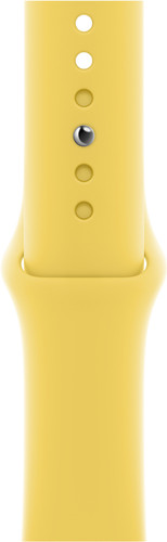 Apple Watch 38/40mm Silicone Watch Strap Sport Ginger Main Image