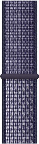 Apple Watch 38/40mm Nylon Sport Loop Nike Watch Strap Purple Pulse Main Image