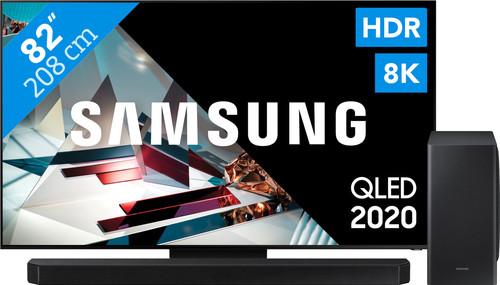 Samsung QLED 8K 82Q800T + soundbar Main Image