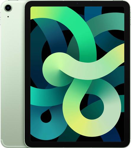 Apple iPad Air (2020) 10.9 inch 64 GB Wifi + 4G Groen Main Image