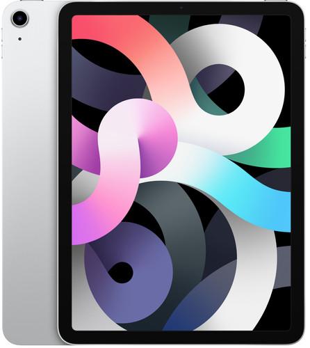 Apple iPad Air (2020) 10.9 inches 64GB WiFi Silver Main Image