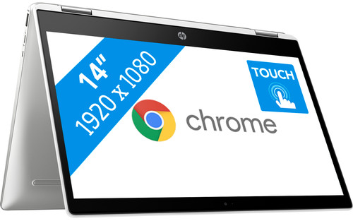 HP Chromebook x360 14b-ca0360nd Main Image