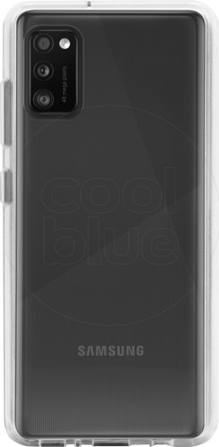 OtterBox React Samsung Galaxy A41 Back Cover Transparent Main Image