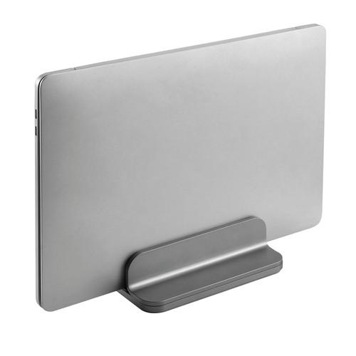 NewStar Vertical Laptop Stand NSLS300 Silver Main Image