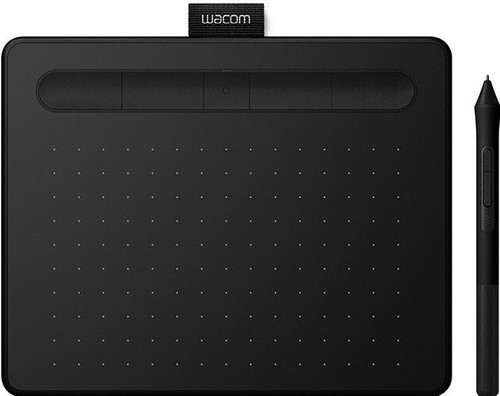 Wacom Intuos S Bluetooth Zwart Main Image