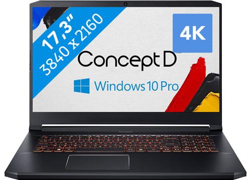 ConceptD 5 Pro CN517-71P-72T0 Main Image
