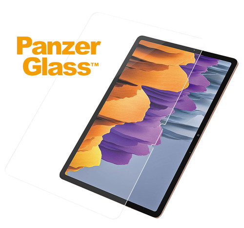 PanzerGlass Case Friendly Samsung Galaxy Tab S7 Screen Protector Glass Main Image
