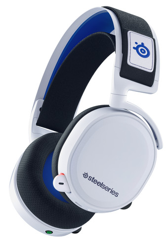 SteelSeries Arctis 7P Draadloze Gaming Headset PS4/PS5 Wit Main Image