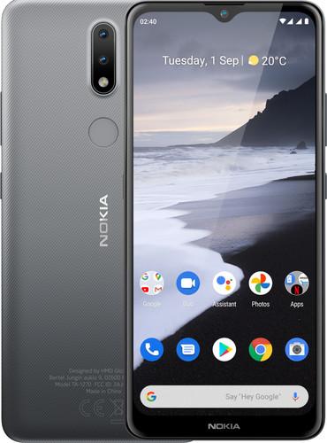 Nokia 2.4 32GB Gray Main Image