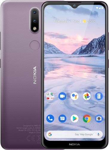 Nokia 2.4 32 GB Paars Main Image