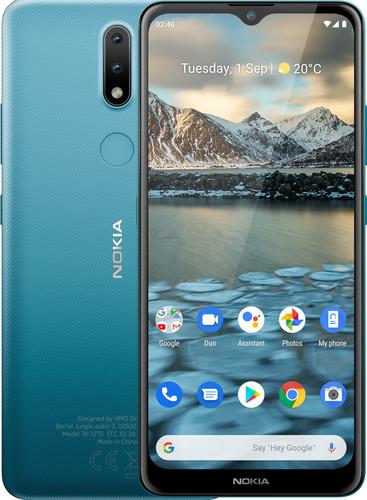 Nokia 2.4 32GB Blue Main Image