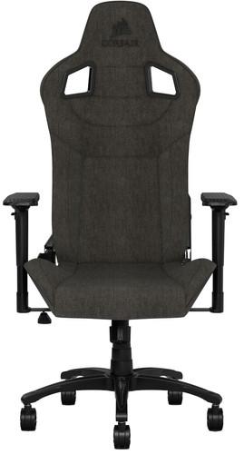 Corsair T3 RUSH Gaming Chair Charcoal Main Image