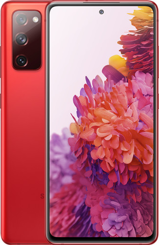 Samsung Galaxy S20 FE 128GB Rood 4G Main Image