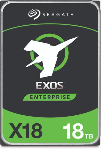 Seagate EXOS X18 SATA 18TB Main Image