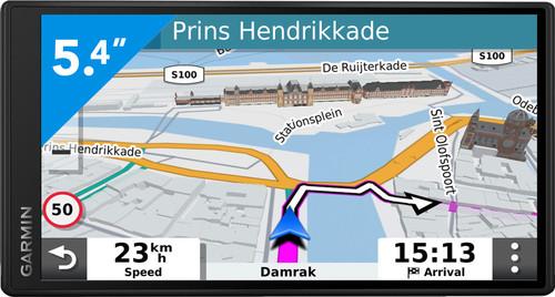 Garmin Drivesmart 55 LMT-S Europa Main Image