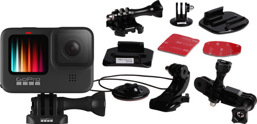 GoPro HERO 9 Black - Bevestigingskit Main Image