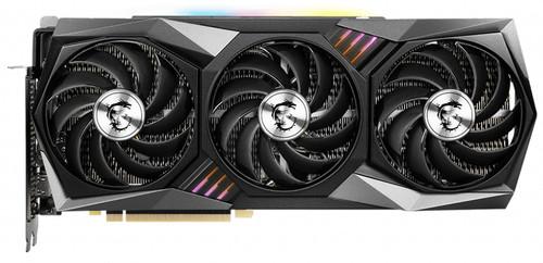 MSI GeForce RTX 3090 Gaming X Trio 24G Main Image