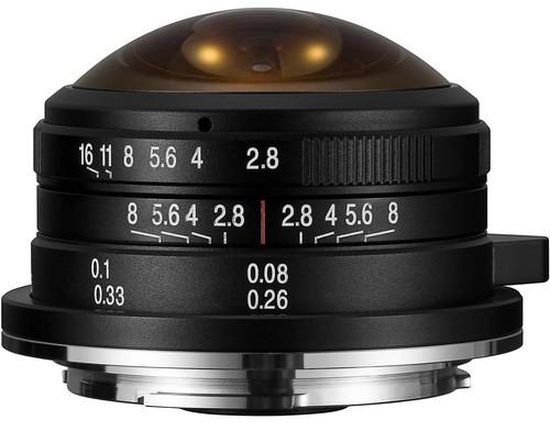 Venus LAOWA 4mm f/2.8 Circular Fisheye Fujifilm X-mount Main Image