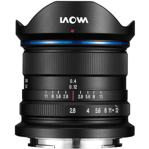 Venus LAOWA 9mm f/2.8 Zero-D Sony E Main Image